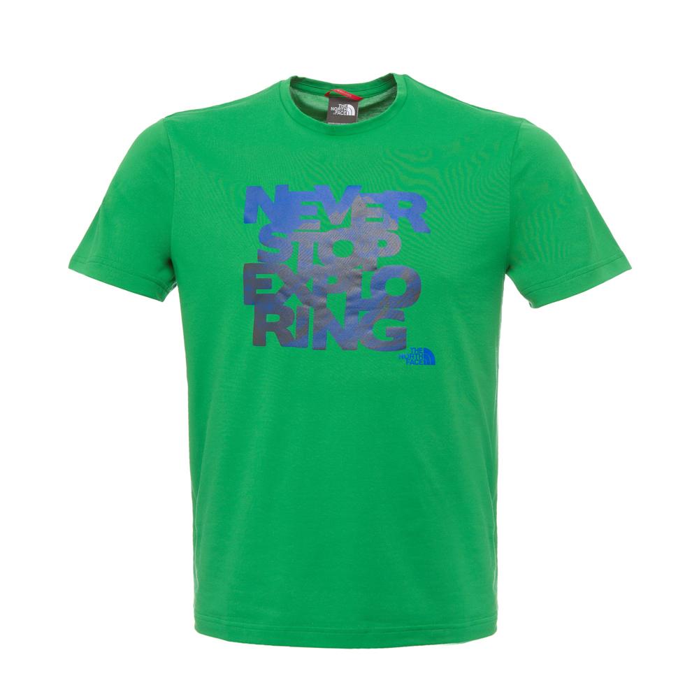 Pánské tričko THE NORTH FACE Sand Storm XL