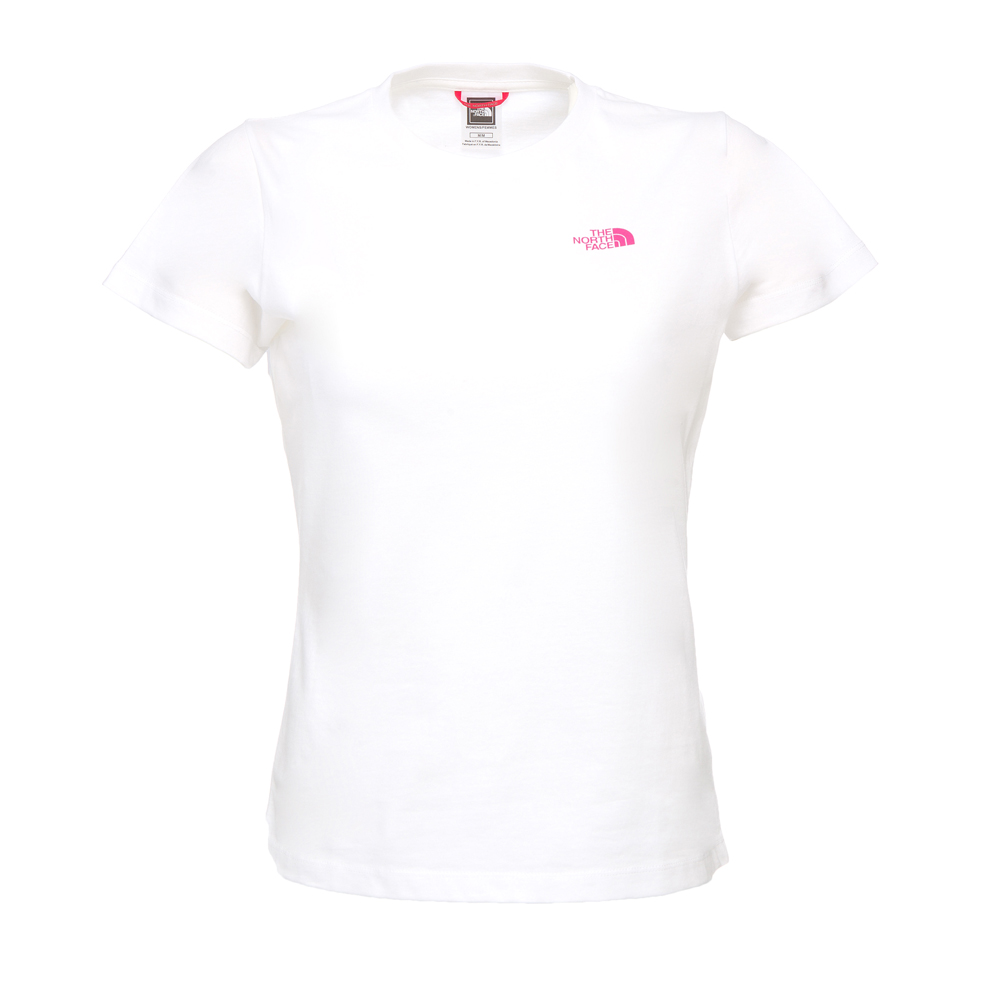 03b02725415 Dámské tričko THE NORTH FACE Eastern Tree - bílá - inSPORTline