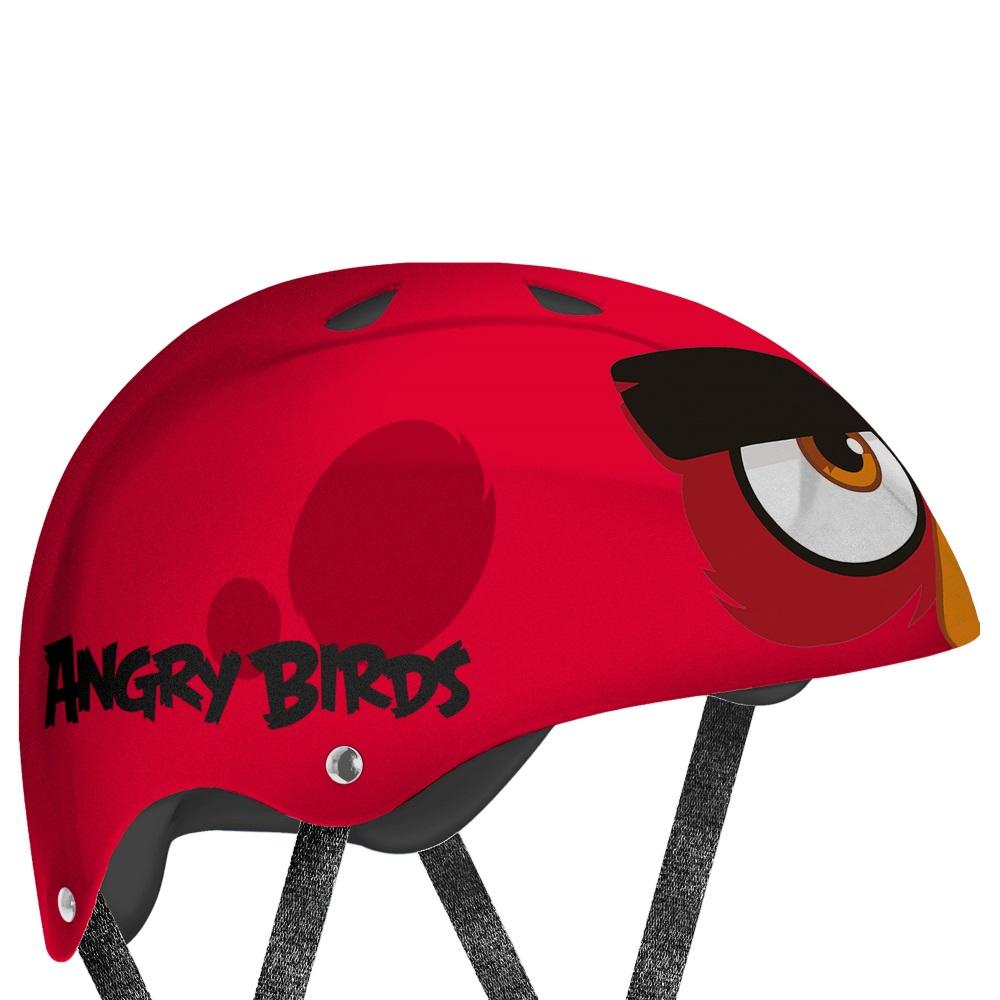 Helma na skateboard Angry Birds