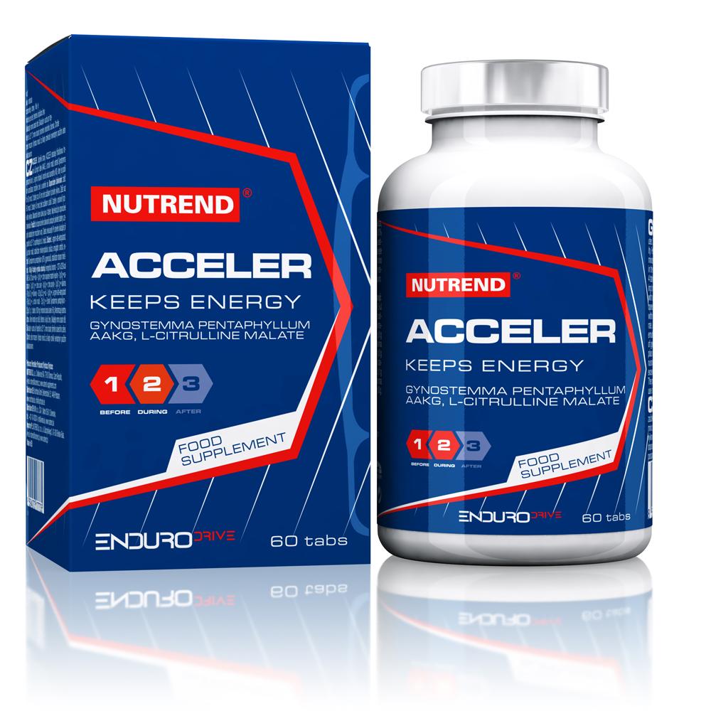 Tablety Nutrend Acceler 60 tablet
