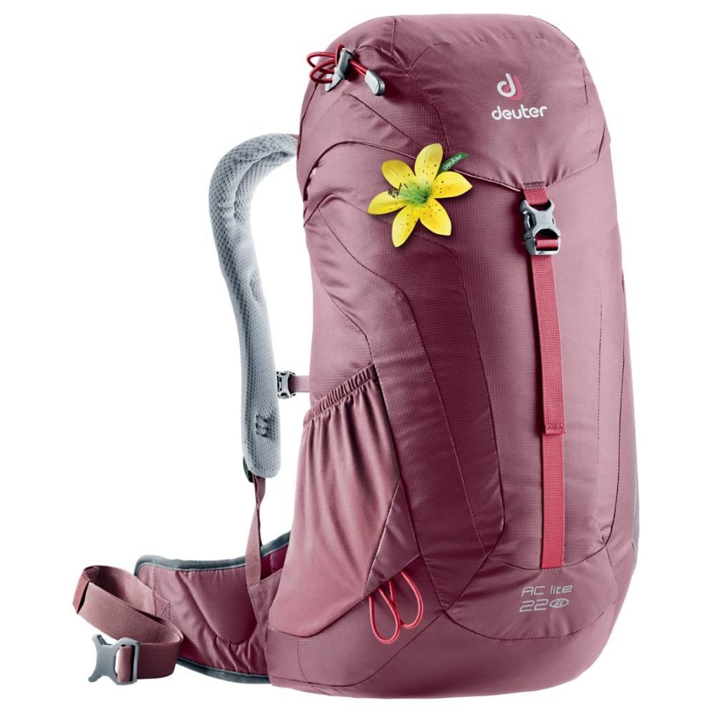 e7333b9714d Turistický batoh DEUTER AC Lite 22 SL maron