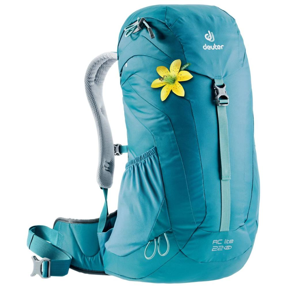 57342f19789 Turistický batoh DEUTER AC Lite 22 SL petrol
