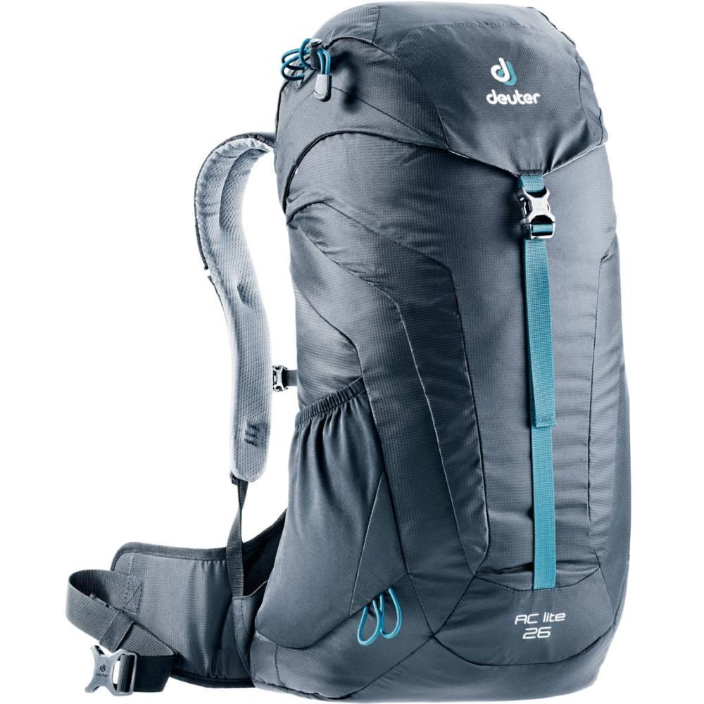 Turistický batoh DEUTER AC Lite 26 black d9bef20be6