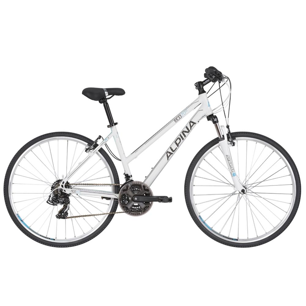 """Dámské crossové kolo ALPINA ECO LC20 28"""" - model 2020 S (16"""") - Záruka 10 let"""