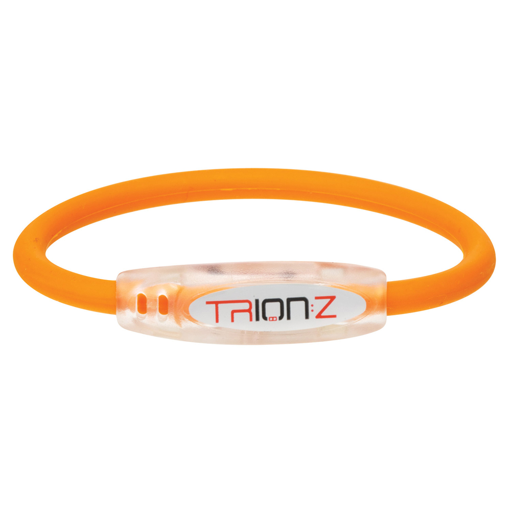 Náramek TRION:Z Active oranžová - S