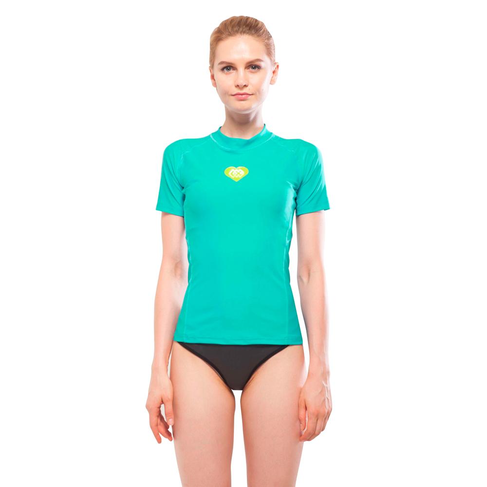 Dámské tričko pro vodní sporty Aqua Marina Alluv - modrá - inSPORTline 6fa9b661c2