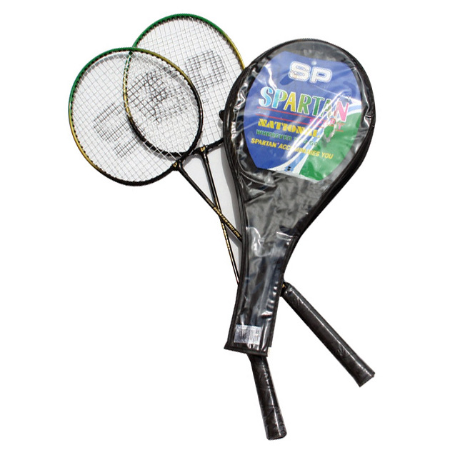 Badmintonová sada SPARTAN zelená
