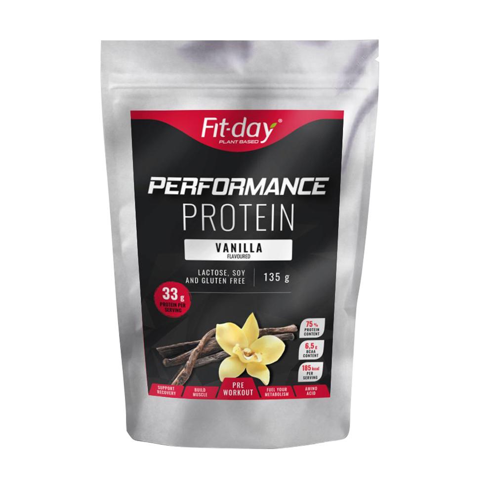 Proteinový Nápoj Fit-Day Protein Performance 135 G  Vanilka