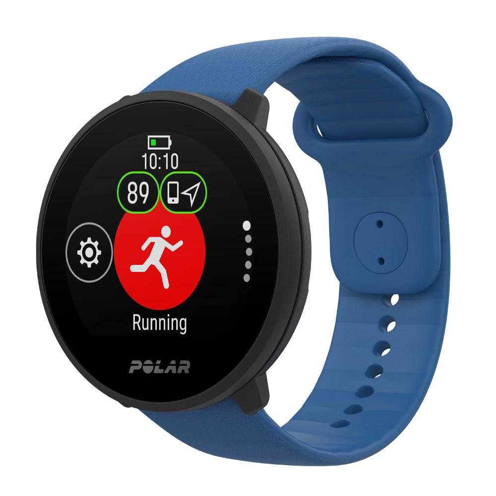 Sportovní hodinky Polar Unite modrá S-L