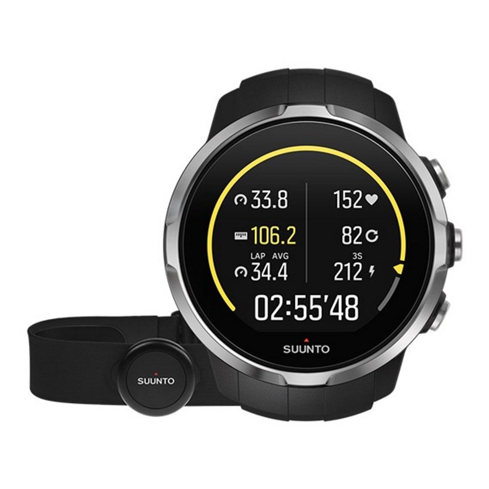 Sportovní hodinky SUUNTO Spartan Sport Black HR