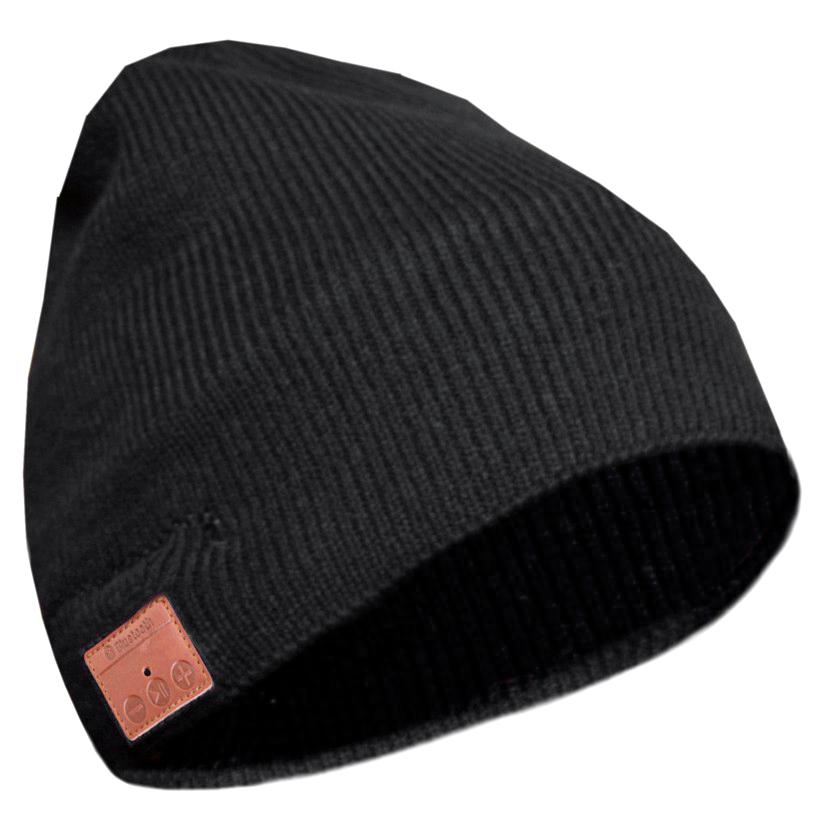Bluetooth čepice s reproduktory Glovii BG1U černá