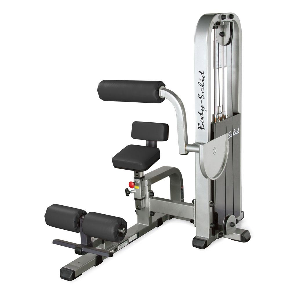 Posilovací stroj pro břišní svaly Body-Solid SAM-900G/2 - Záruka 10 let + Montáž zdarma + Servis u zákazníka