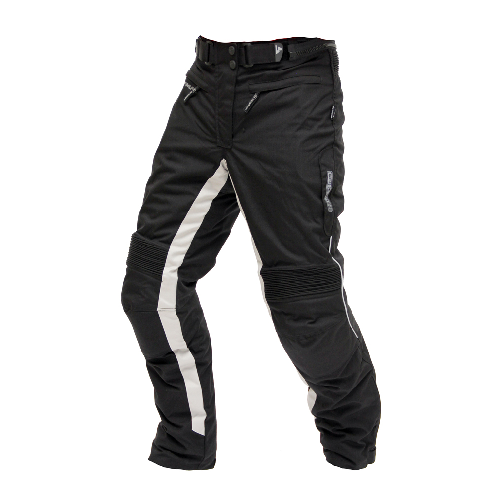 Dámské moto kalhoty Spark Bora černá - XS