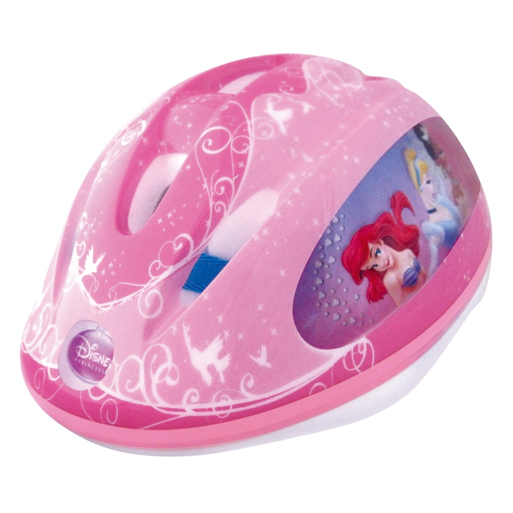 Disney Cyklo helma 3D Princess 5356