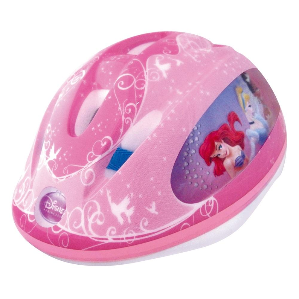 Cyklo helma 3D Disney Princess 53-56