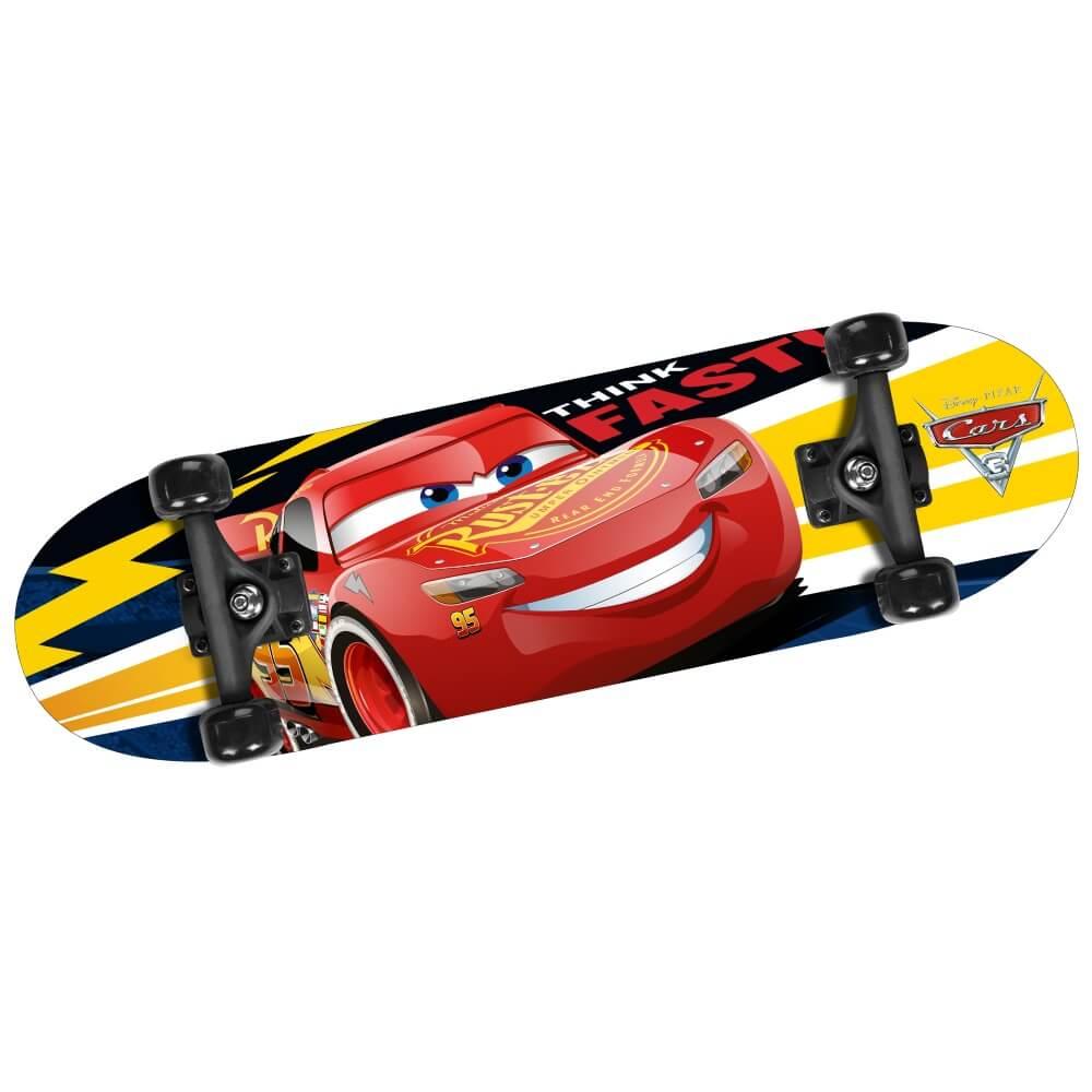 Dětský skateboard Disney Cars 3