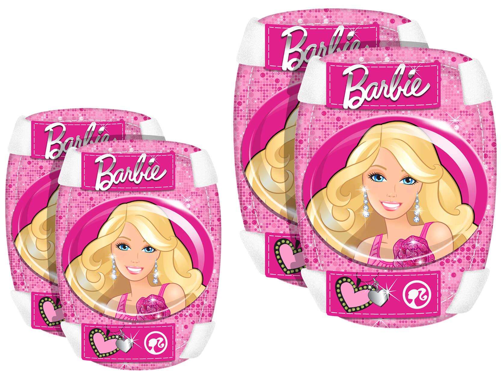 Barbie sada chráničů pro děti