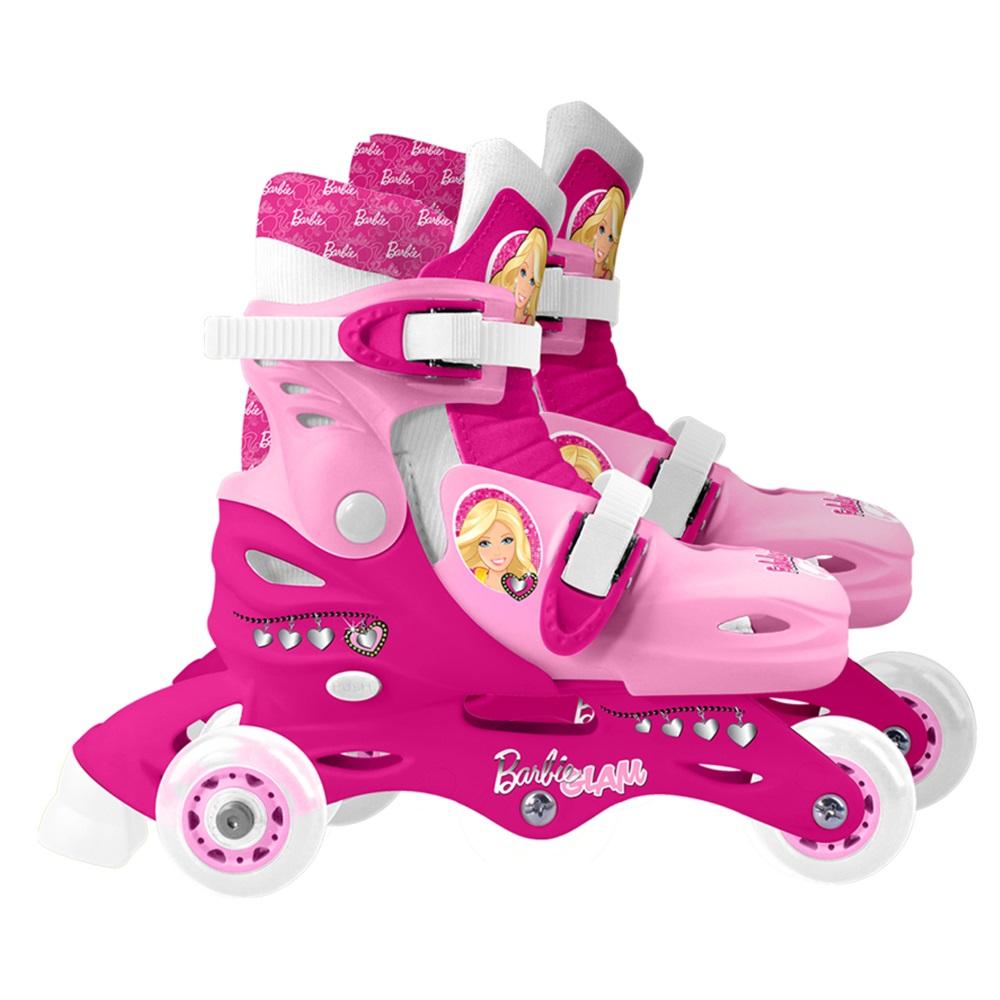 Kolečkové brusle Barbie Tri 27-30