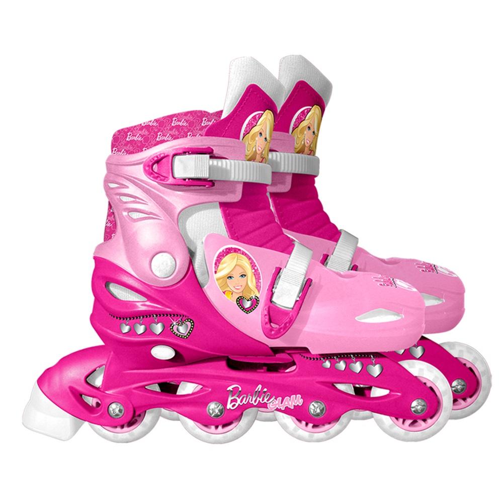 Kolečkové brusle Barbie 30-33