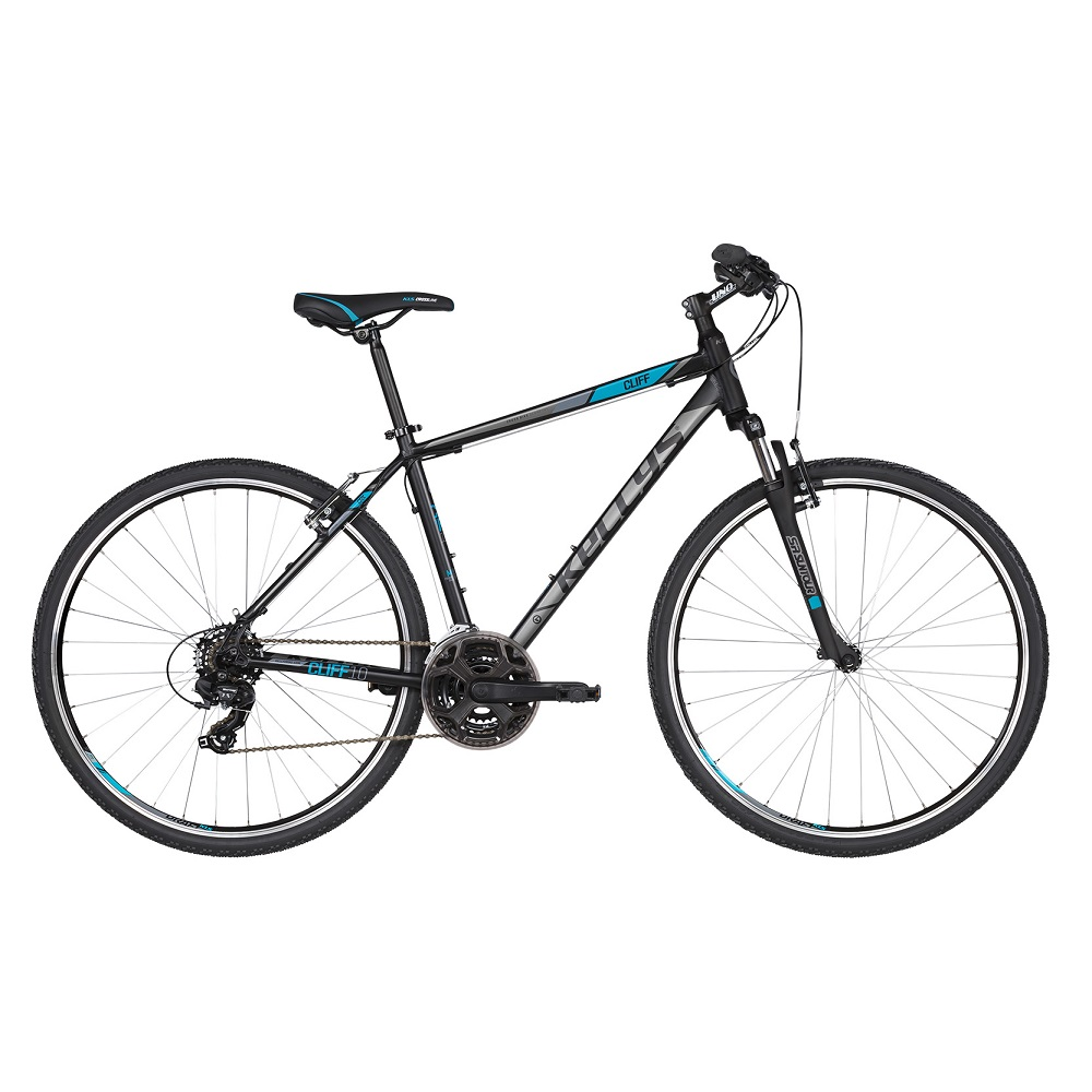Kellys CLIFF 10 28  model 2019 Black Blue  L 21
