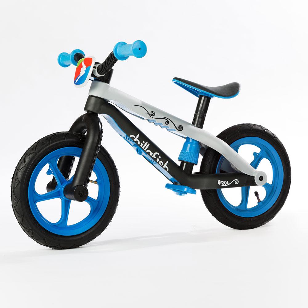 Dětské odrážedlo Chillafish BMXie modrá