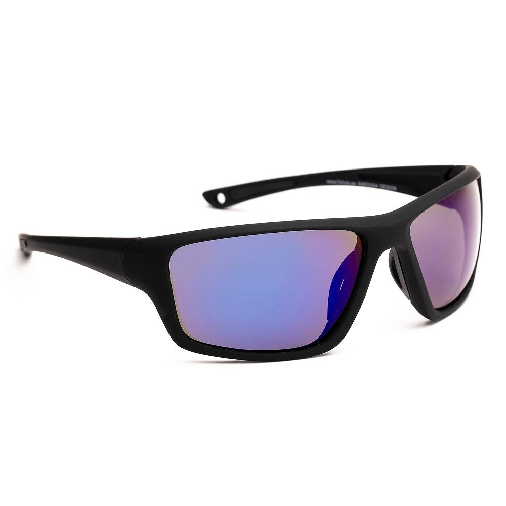 Sportovní sluneční brýle Granite Sport 24 černá s modrými skly