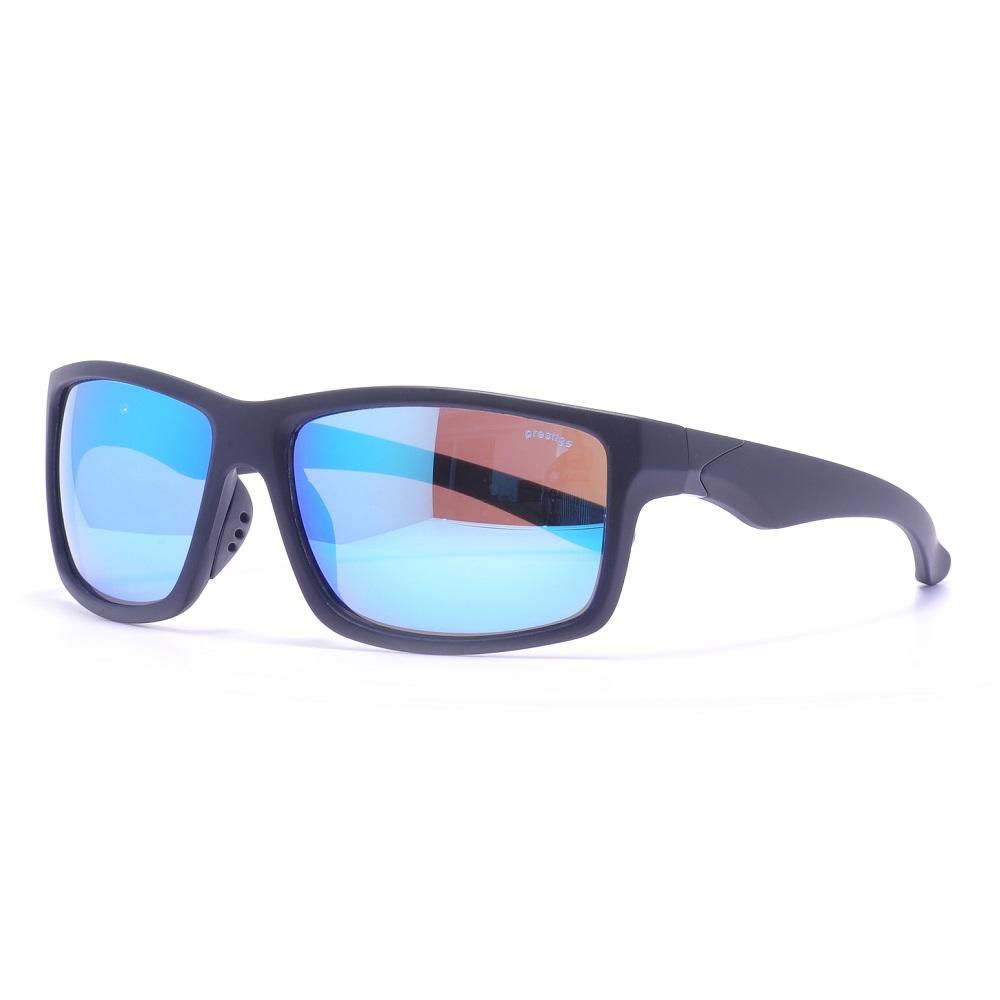 Sportovní sluneční brýle Granite Sport 22 černá s modrými skly