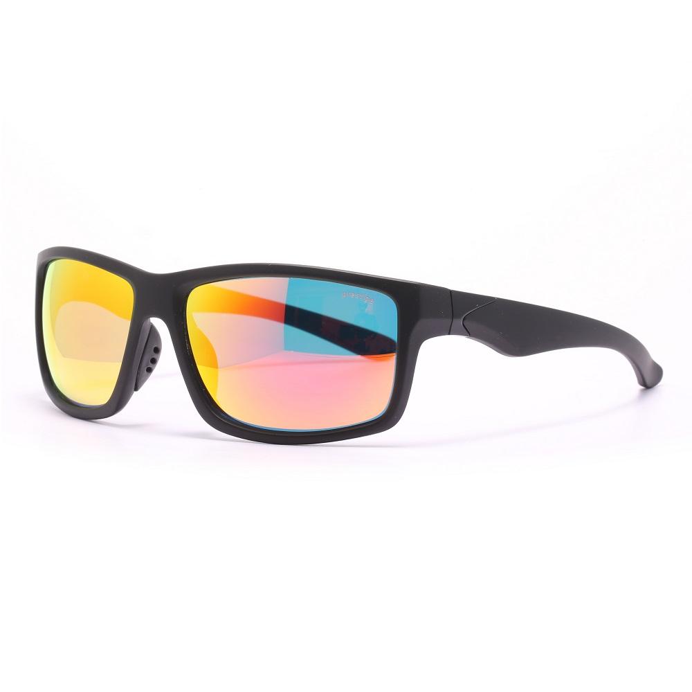 Sportovní sluneční brýle Granite Sport 22 černá s oranžovými skly