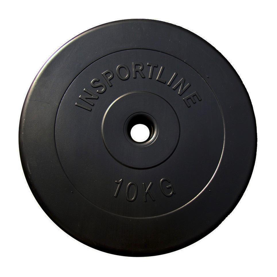 Cementový kotouč inSPORTline 10 kg