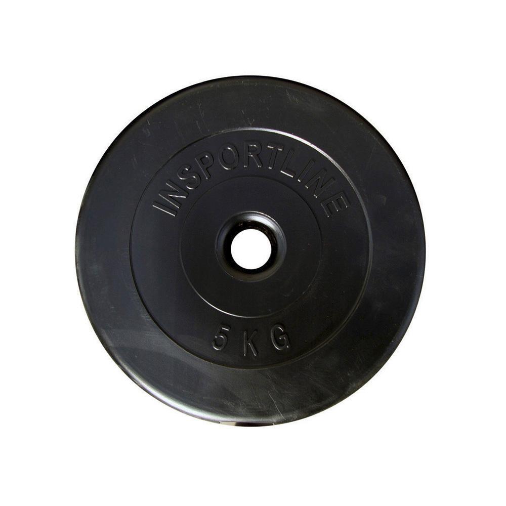 Cementový kotouč inSPORTline CEM 5 kg