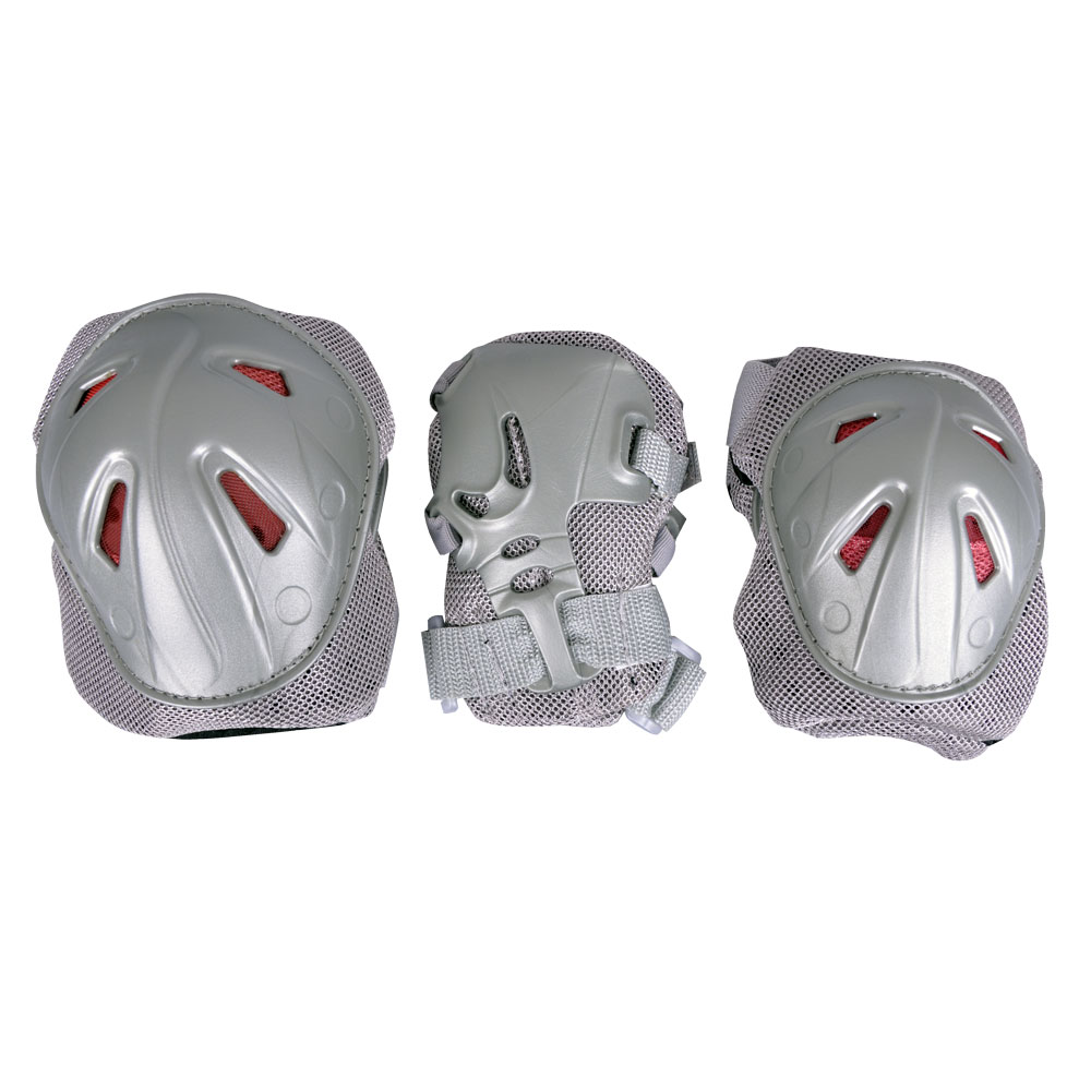 Chrániče Spartan Profi set Coolmax 6-dílný L