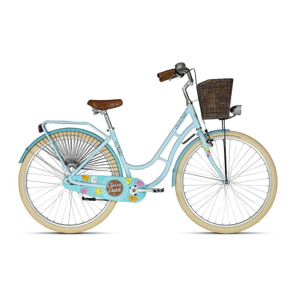 Kellys CLASSIC DUTCH 28  model 2018 Blue  460 mm 18
