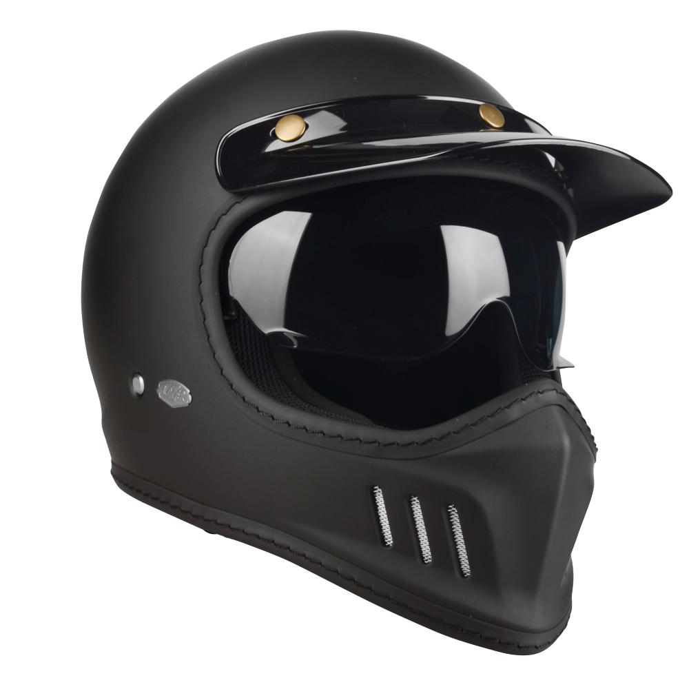 Moto Přilba Lazer Cross Tt Z-Line  Black Matt  S (55-56)