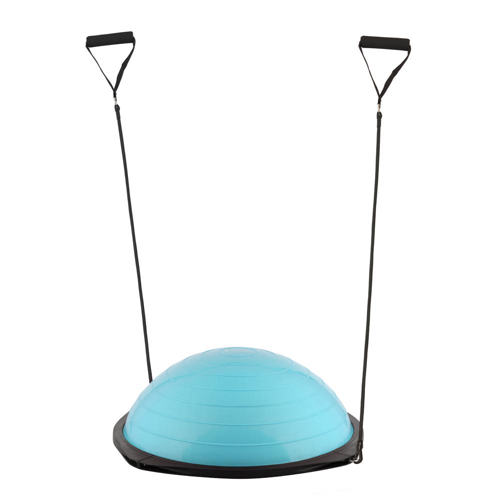 Balanční podložka inSPORTline Dome Advance modrá
