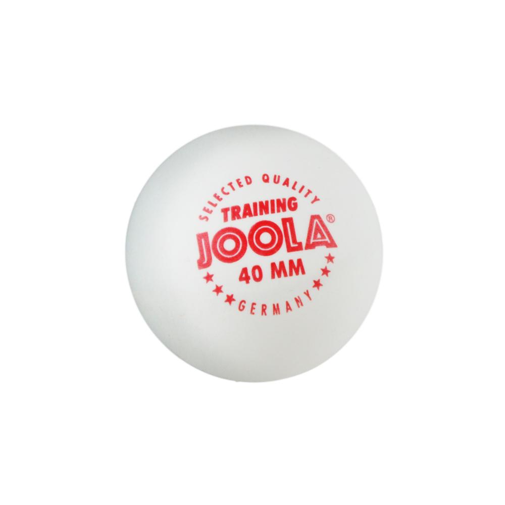 Sada míčků Joola Training 120ks bílá