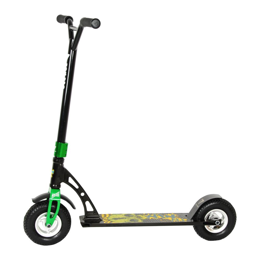 Dirt koloběžka Fox Pro DS-03 zelená