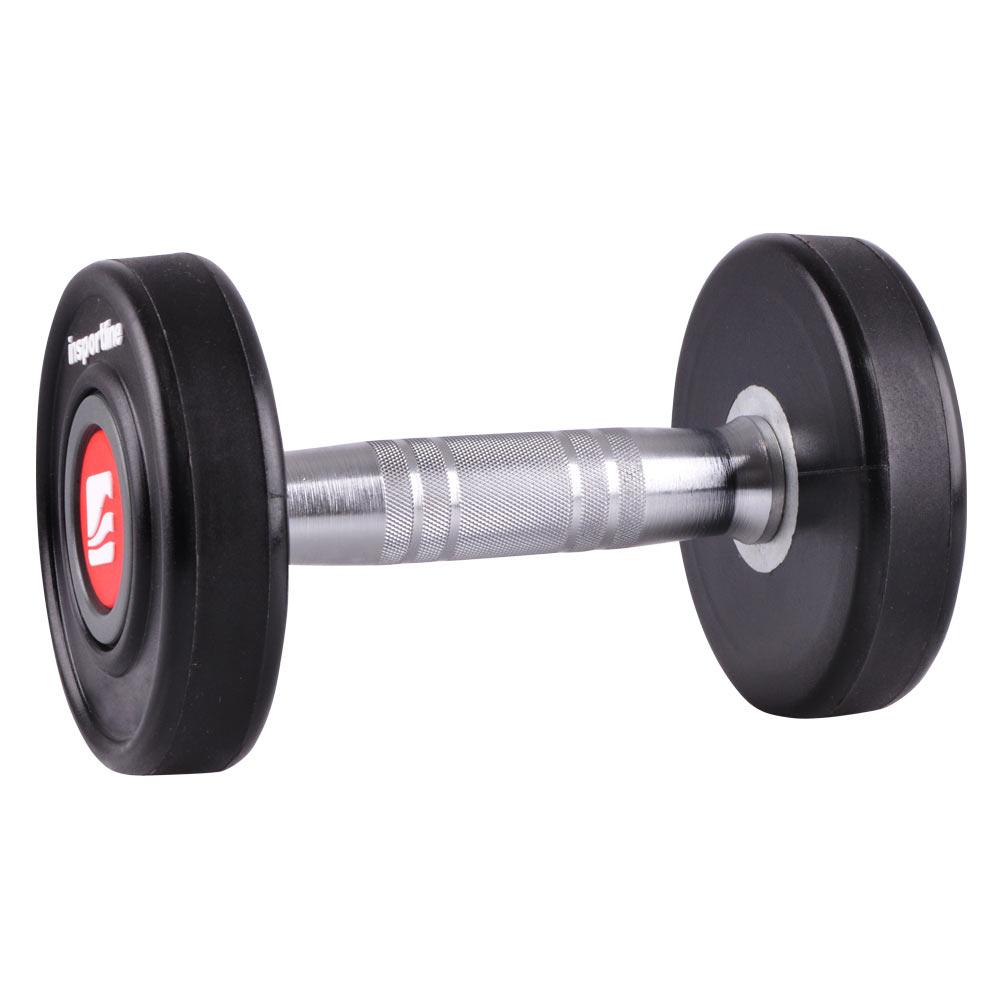 Jednoruční činka inSPORTline Profi 8 kg