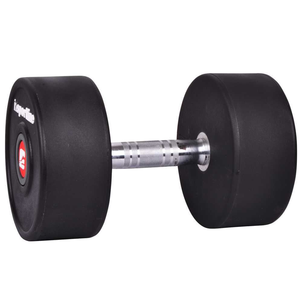 Jednoruční činka inSPORTline Profi 32 kg