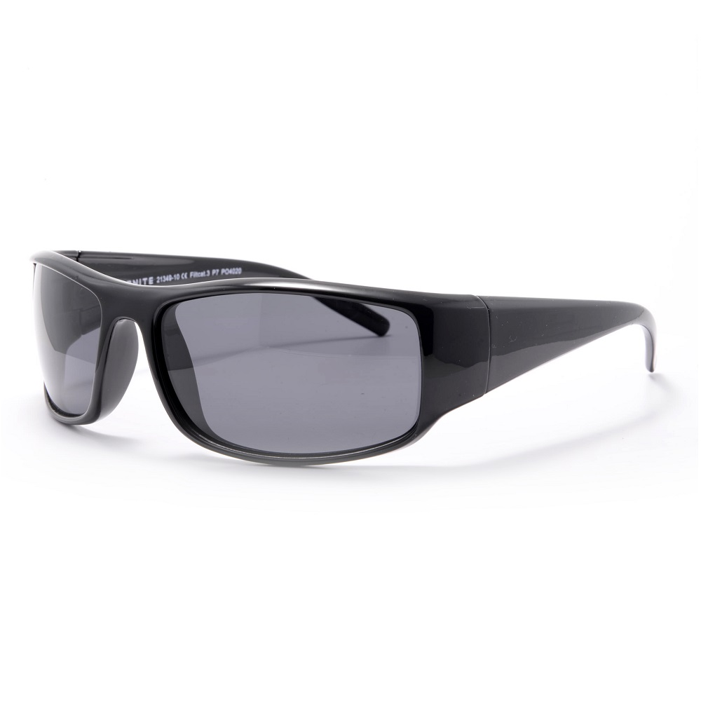 Granite Sport 8 Polarized černošedá