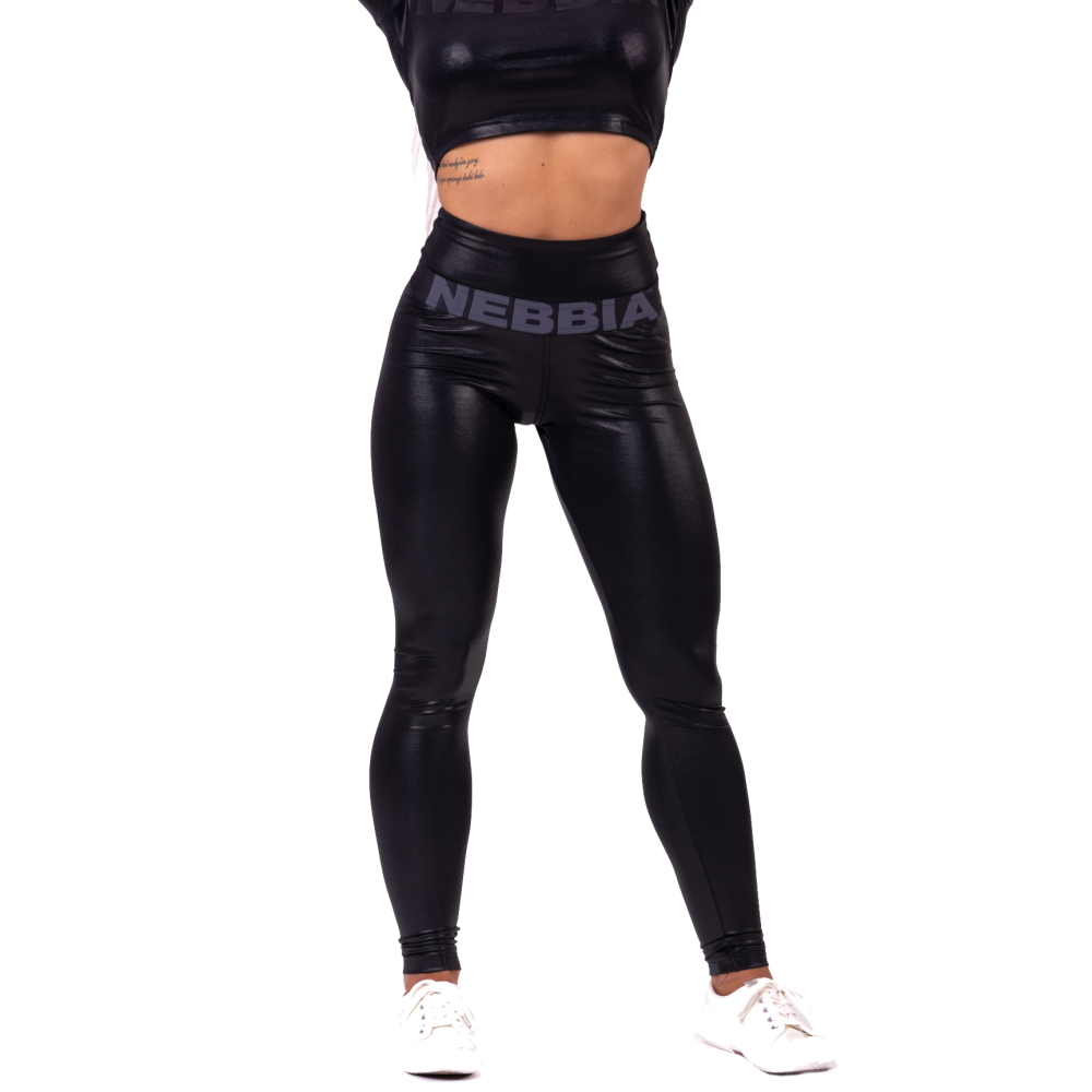 Nebbia High waist Sandra D Black  S