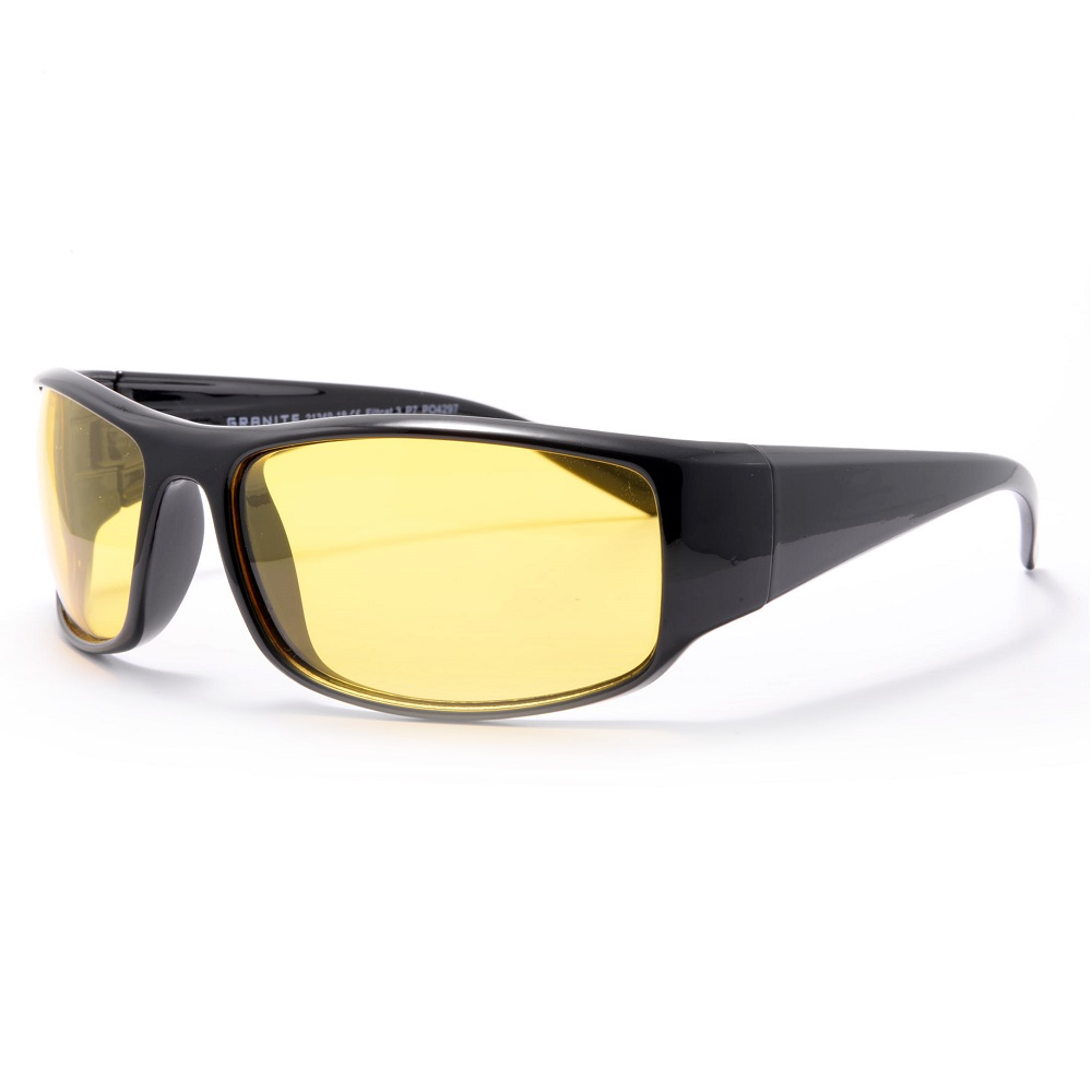Granite Sport 8 Polarized černo-žlutá