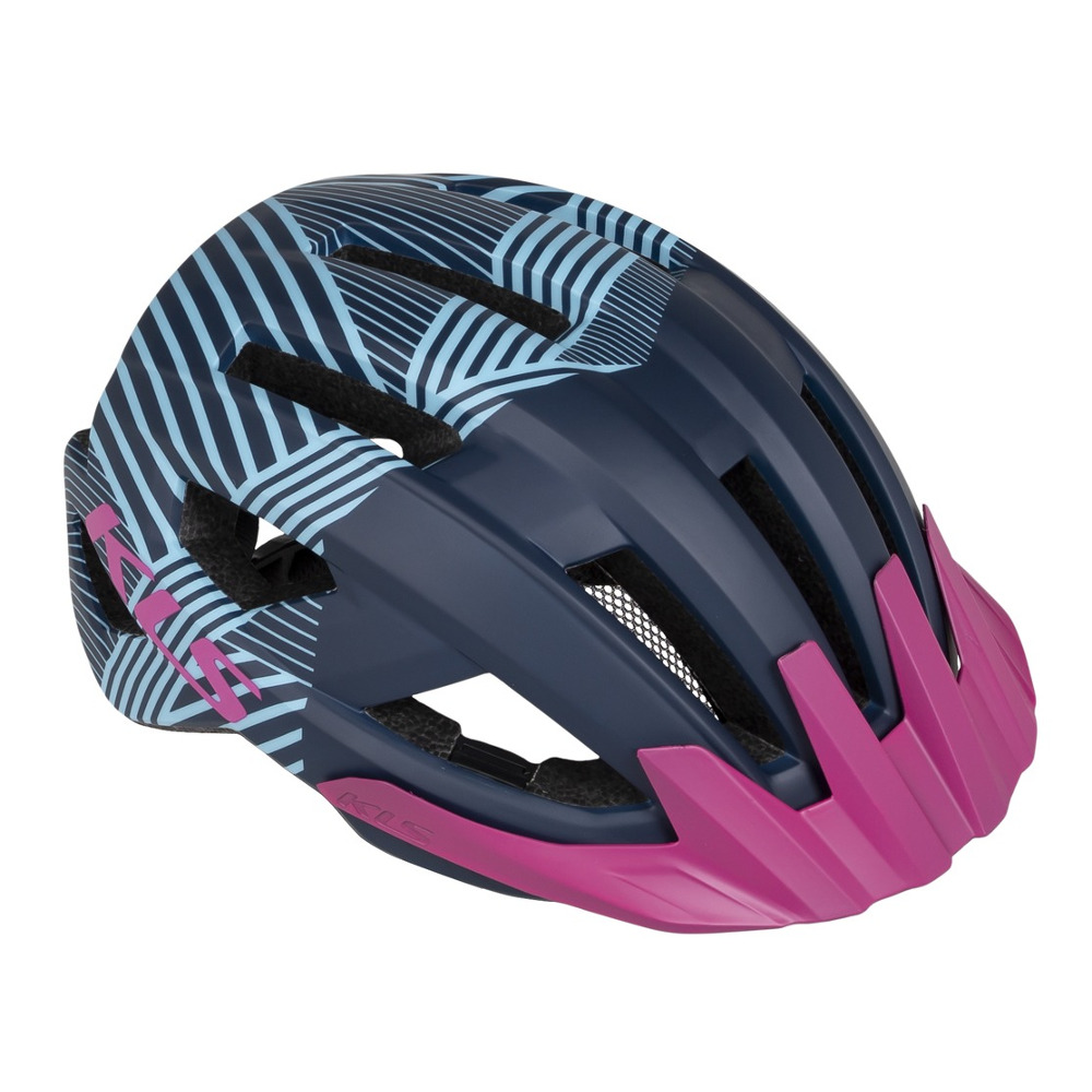 Cyklo přilba Kellys Daze Dark Blue - L/XL (58-61)
