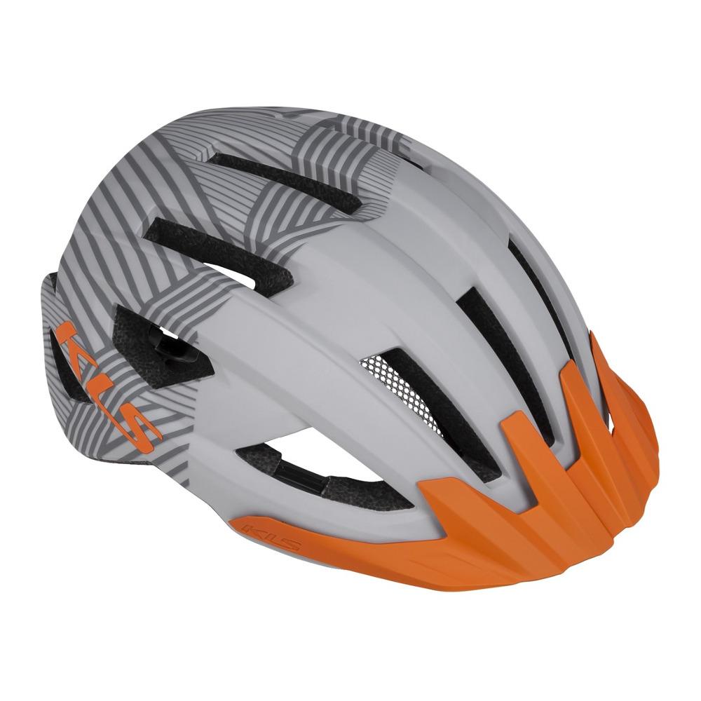 Cyklo přilba Kellys Daze Grey - S/M (52-55)