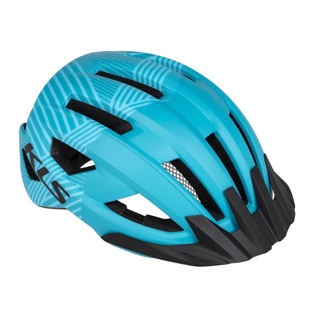 Cyklo přilba Kellys Daze Light Blue - S/M (52-55)