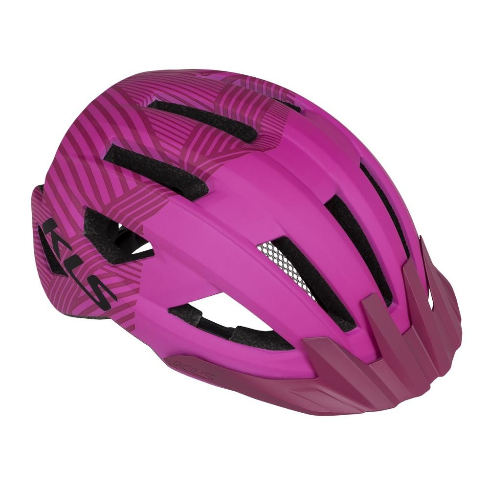 Cyklo přilba Kellys Daze Pink - L/XL (58-61)