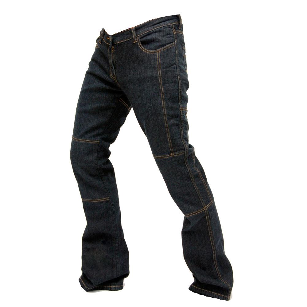 Dámské moto jeansy Spark Desert Rose XS (27-29)