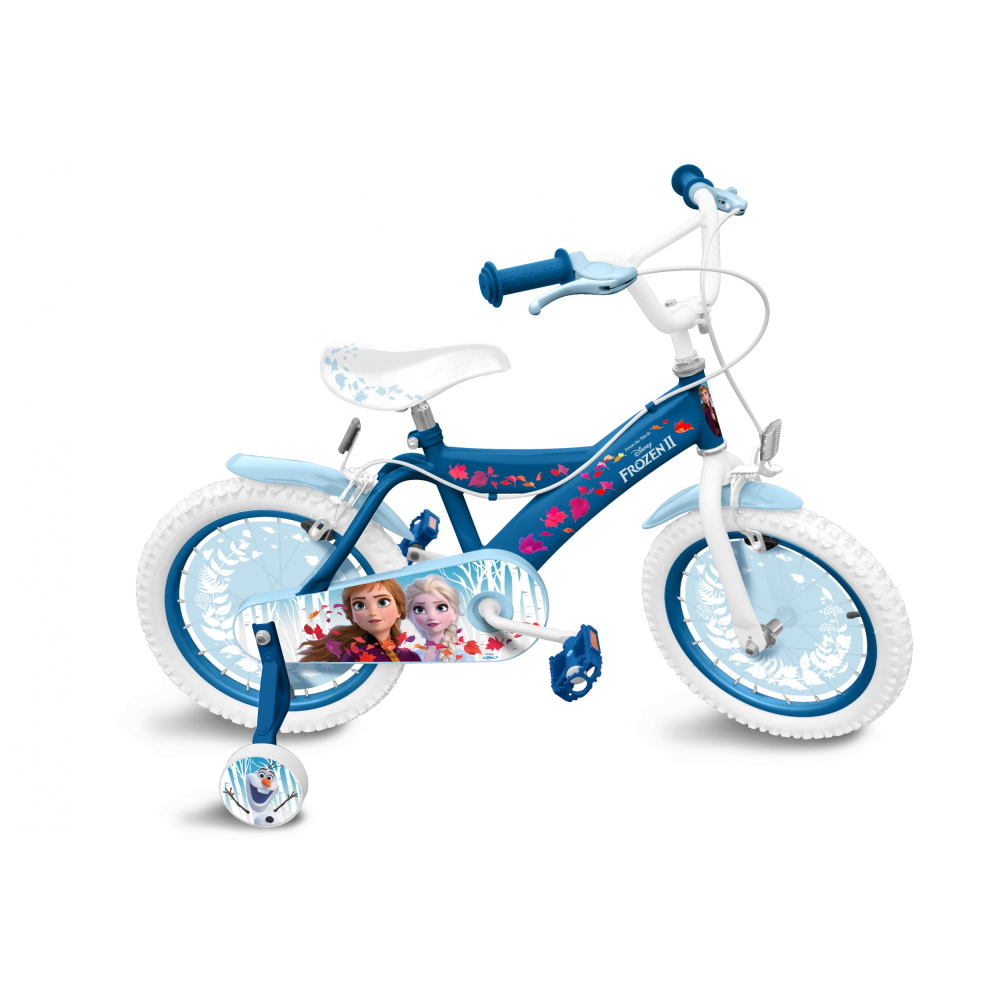 "Dětské kolo Frozen Bike 16"" - model 2021"