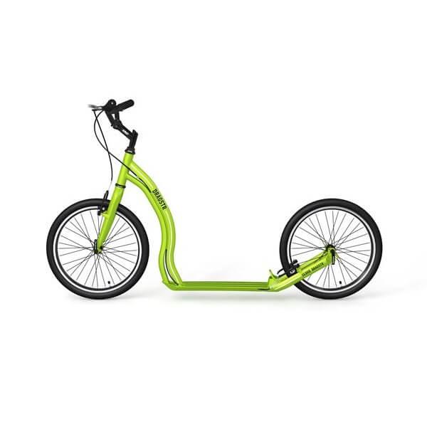 Koloběžka Yedoo Dragstr zelená