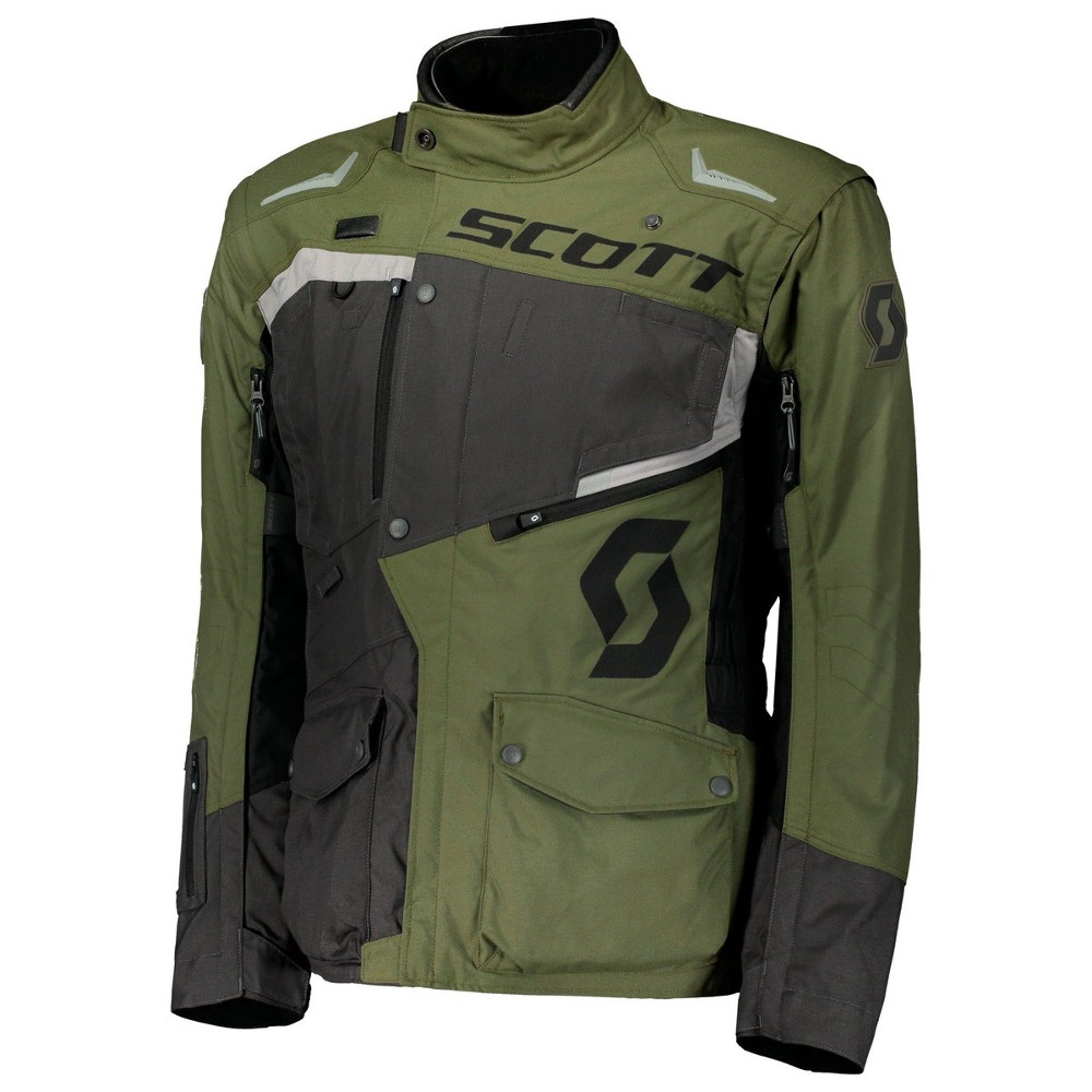 Scott MOTO Dualraid DP GreyOliveGreen  M 4648