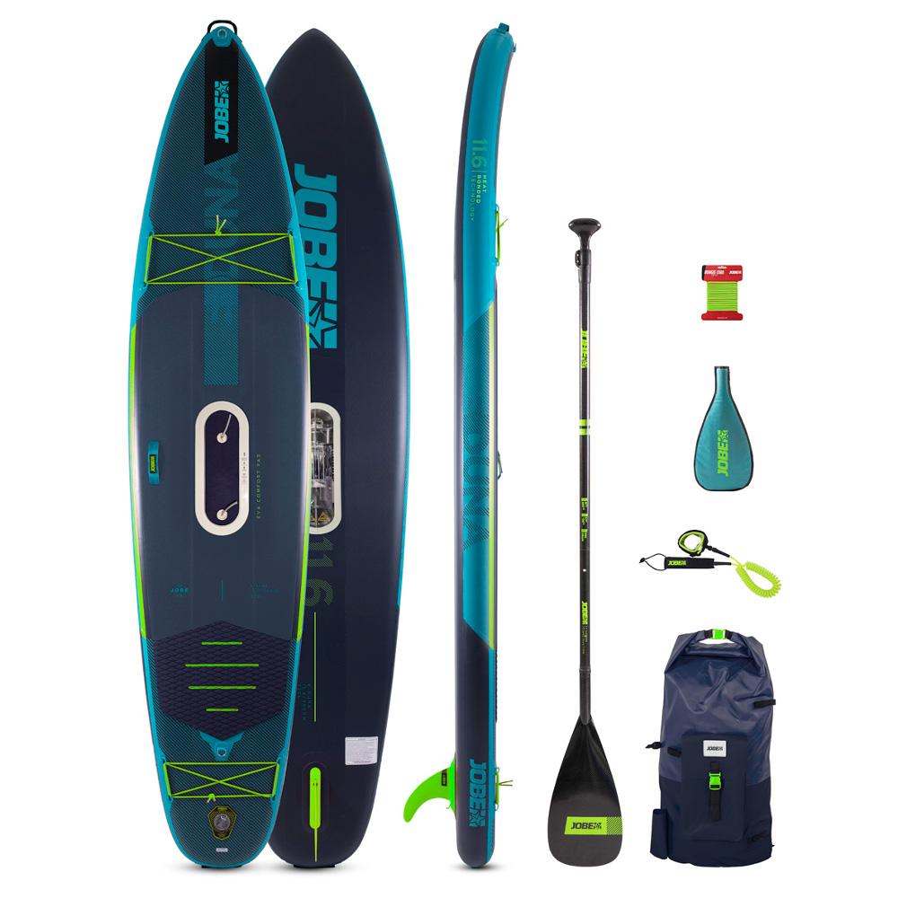 Paddleboard Na Elektrický Pohon Jobe Aero Sup E-Duna 11.6 - Model